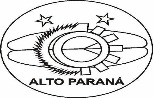 Brasão del município de Alto Paraná
