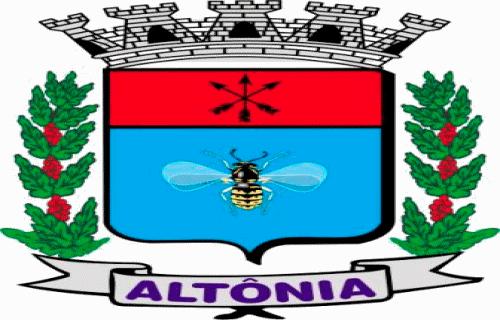Brasão del município de Altônia