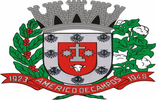 Brasão del município de Américo de Campos
