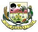 Brasão del município de Ananás