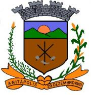 Brasão del município de Anitápolis