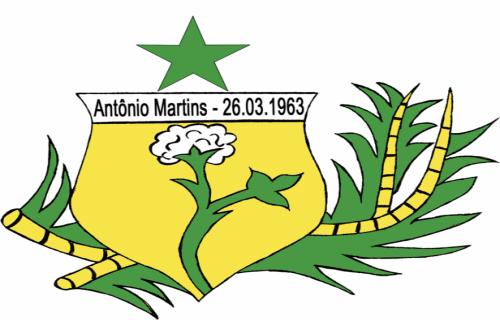 Brasão del município de Antônio Martins