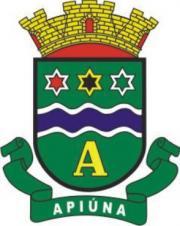 Brasão del município de Apiúna