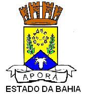 Brasão del município de Aporá