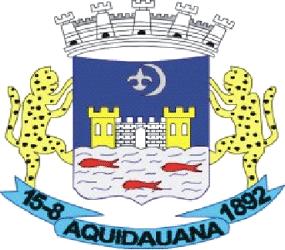Brasão del município de Aquidauana
