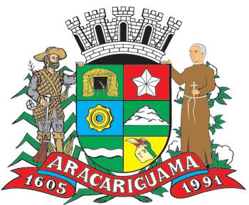 Brasão del município de Araçariguama