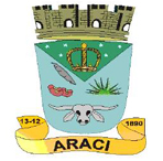 Brasão del município de Araci