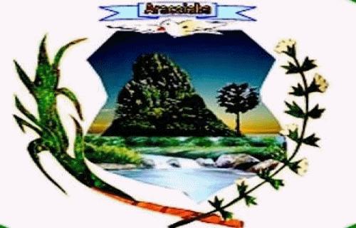 Brasão del município de Aracoiaba