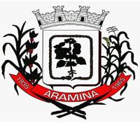 Brasão del município de Aramina