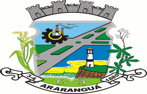 Brasão del município de Araranguá