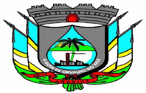 Brasão del município de Araricá