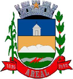 Brasão del município de Areal