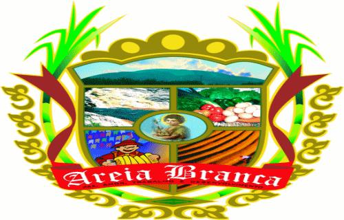 Brasão del município de Areia Branca