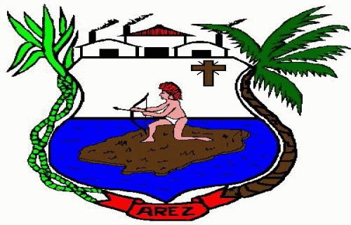 Brasão del município de Arez
