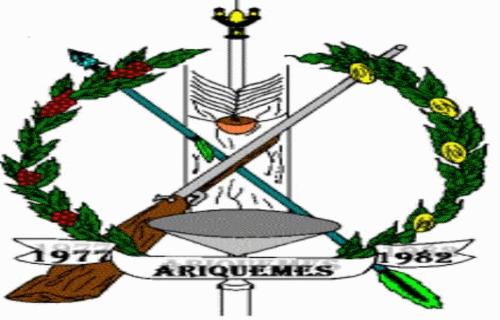 Brasão del município de Ariquemes