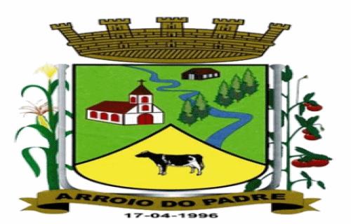 Brasão del município de Arroio do Padre