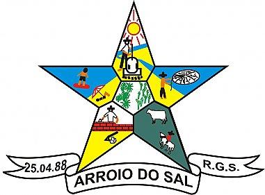 Brasão del município de Arroio do Sal