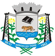 Brasão del município de Arroio do Tigre