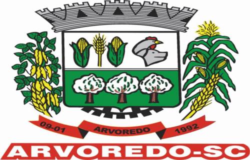 Brasão del município de Arvoredo