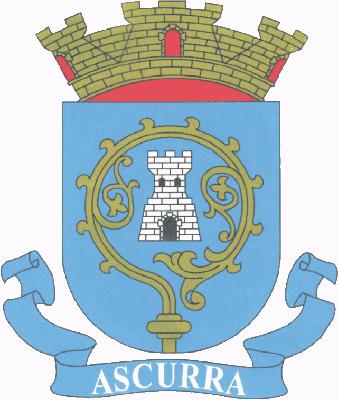 Brasão del município de Ascurra