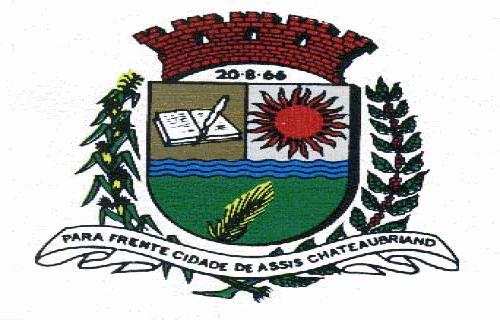 Brasão del município de Assis Chateaubriand