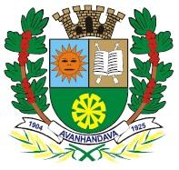Brasão del município de Avanhandava