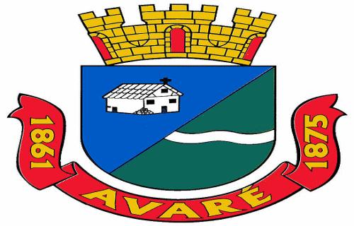 Brasão del município de Avaré
