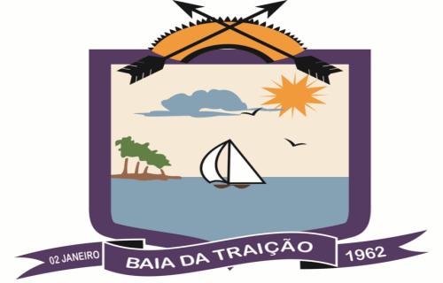 Brasão del município de Baía da Traição