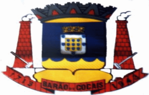 Brasão del município de Barão de Cocais