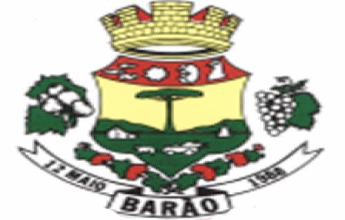 Brasão del município de Barão