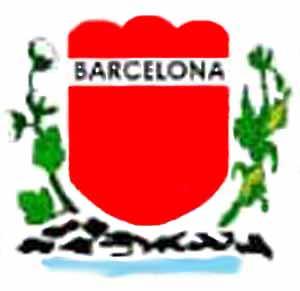 Brasão del município de Barcelona