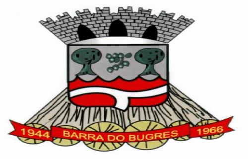 Brasão del município de Barra do Bugres