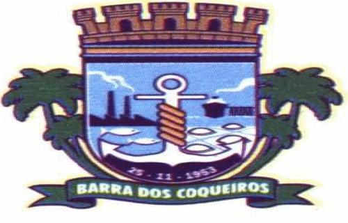 Brasão del município de Barra dos Coqueiros