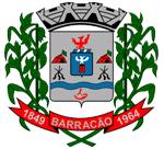 Brasão del município de Barracão