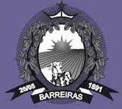 Brasão del município de Barreiras