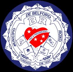 Brasão del município de Belford Roxo