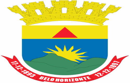 Brasão del município de Belo Horizonte
