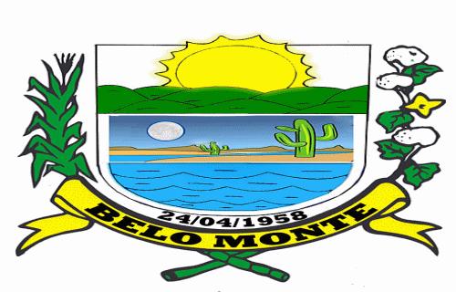 Brasão del município de Belo Monte
