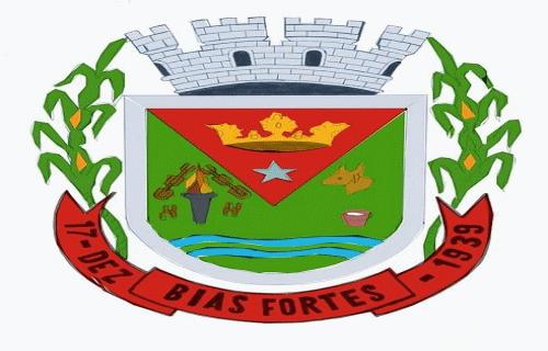 Brasão del município de Bias Fortes
