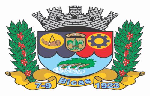 Brasão del município de Bicas