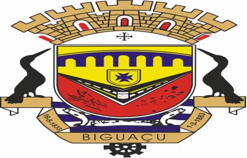 Brasão del município de Biguaçu