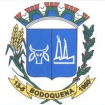 Brasão del município de Bodoquena