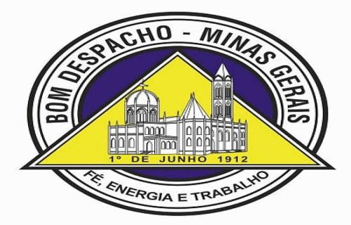 Brasão del município de Bom Despacho