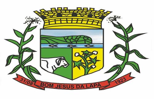 Brasão del município de Bom Jesus da Lapa