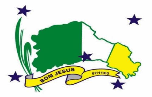 Brasão del município de Bom Jesus de Goiás