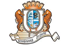 Brasão del município de Bombinhas