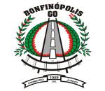 Brasão del município de Bonfinópolis