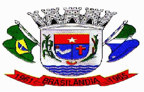 Brasão del município de Brasilândia