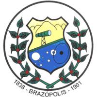 Brasão del município de Brazópolis
