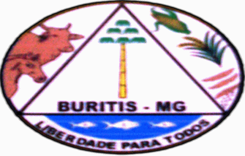 Brasão del município de Buritis